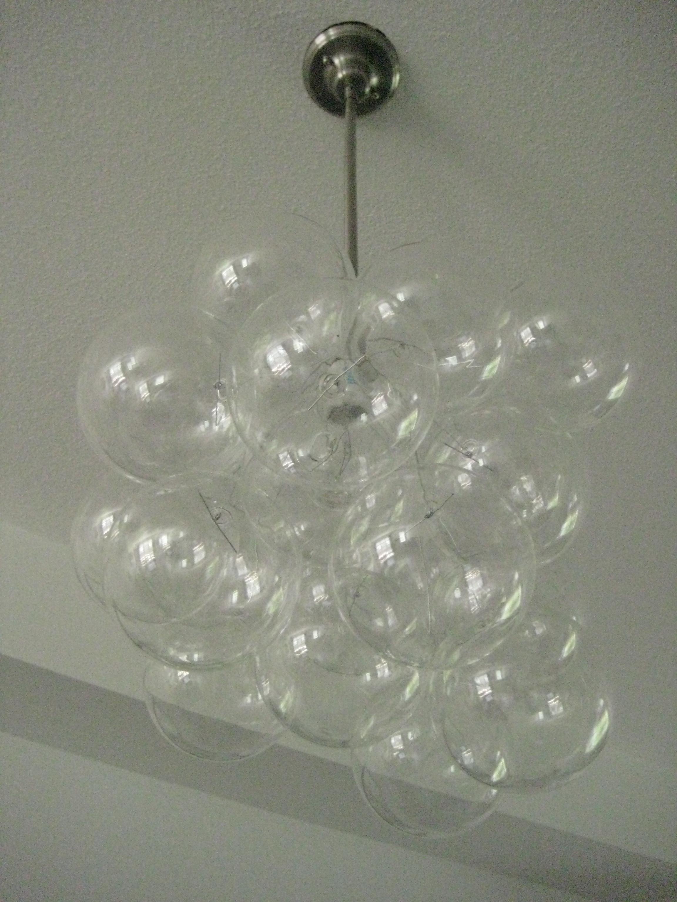 Bubble chandelier cinnibon bubble chandelier not arubaitofo Choice Image